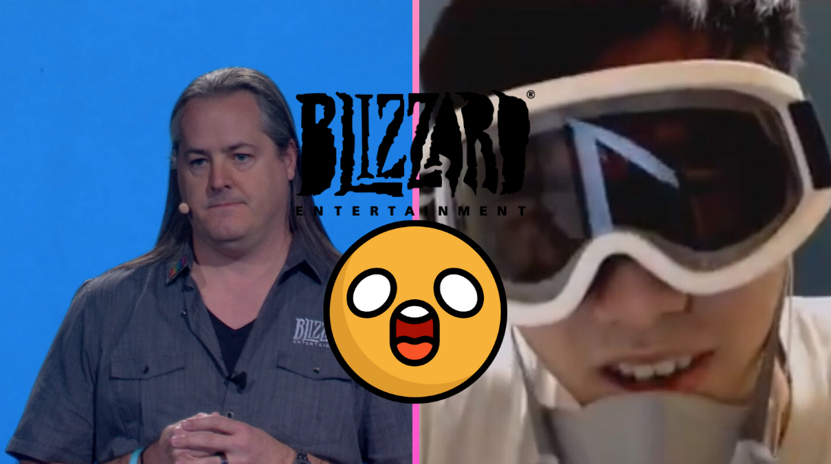 Blizzard President Apologizes For Hong Kong Incident